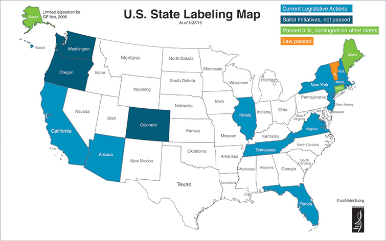 ucbiotech.org - GMO Labeling - USA